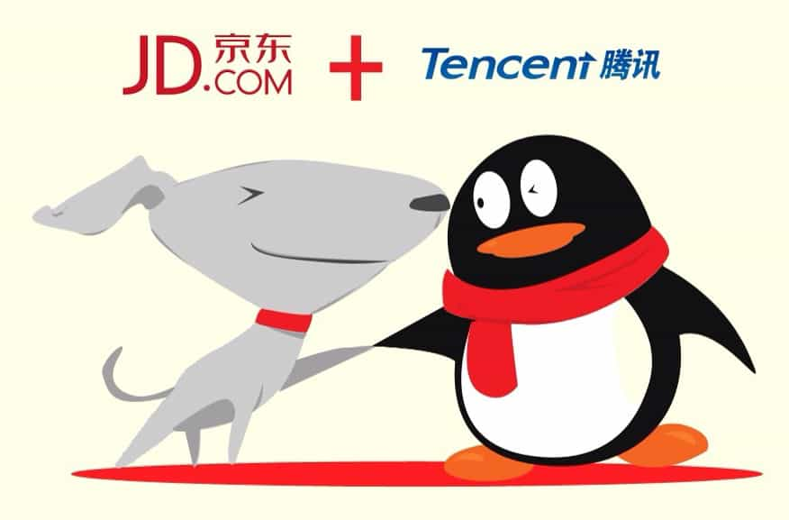 JD tencent